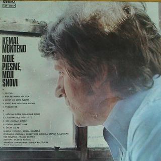 Kemal Monteno - Diskografija  R-108321