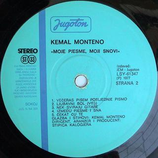 Kemal Monteno - Diskografija  R-108322