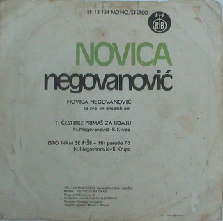 Novica Negovanovic - Diskografija R-108519