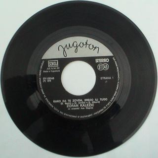 Zoran Kalezic - Diskografija R-108916