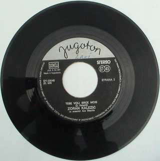 Zoran Kalezic - Diskografija R-108917