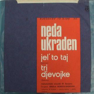 Neda Ukraden - Diskografija  R-109111