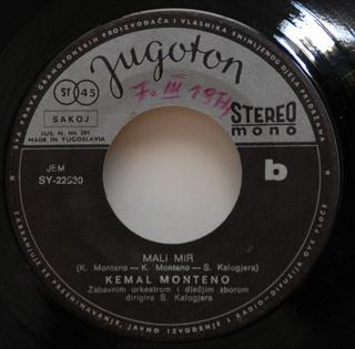 Kemal Monteno - Diskografija  R-109117