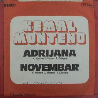 Kemal Monteno - Diskografija  R-109119