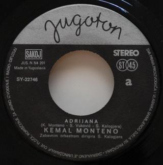 Kemal Monteno - Diskografija  R-109120