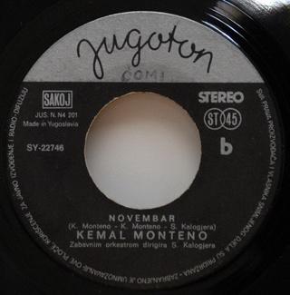 Kemal Monteno - Diskografija  R-109121