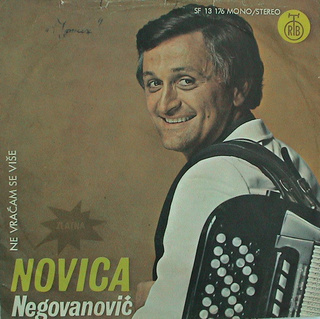 Novica Negovanovic - Diskografija R-109210