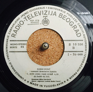 Hasan Dudic - Diskografija R-109412
