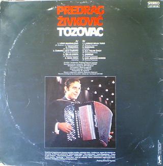 Predrag Zivkovic Tozovac - Diskografija R-109619