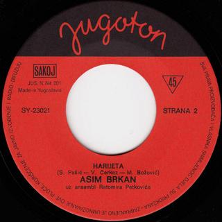 Asim Brkan - Diskografija 2 R-110715
