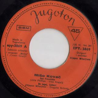 Miso Kovac - Diskografija  R-111017