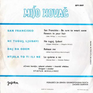 Miso Kovac - Diskografija  R-111018