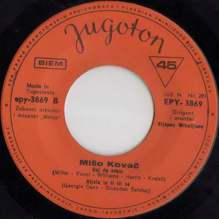 Miso Kovac - Diskografija  R-111020