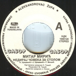 Halid Beslic - Diskografija R-111110