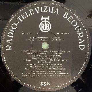 Predrag Gojkovic Cune - Diskografija  R-111416