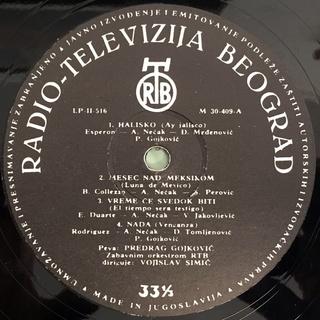 Predrag Gojkovic Cune - Diskografija  R-111418