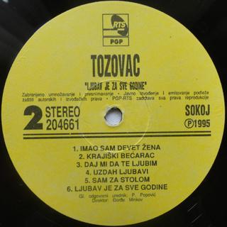 Predrag Zivkovic Tozovac - Diskografija R-111613