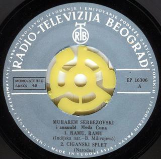 Muharem Serbezovski - Diskografija R-112012