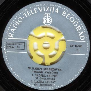 Muharem Serbezovski - Diskografija R-112013