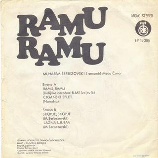 Muharem Serbezovski - Diskografija R-112014