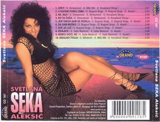 Seka Aleksic - Diskografija R-112616