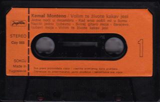 Kemal Monteno - Diskografija  R-113714