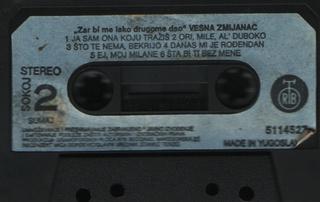Vesna Zmijanac - Diskografija R-114610
