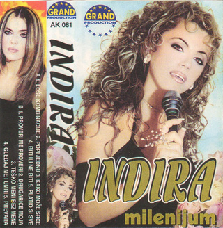 Indira Radic - Diskografija R-115710