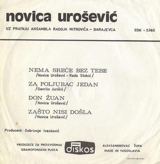Novica Urosevic - Diskografija  R-116111