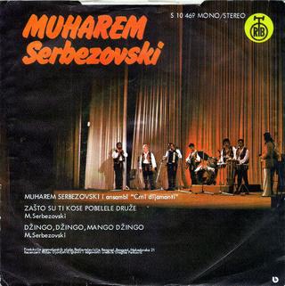 Muharem Serbezovski - Diskografija R-117913