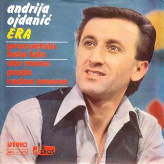Andrija Era Ojdanic - Diskografija R-120510