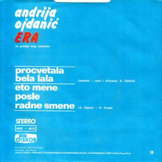 Andrija Era Ojdanic - Diskografija R-120511