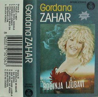 Gordana Lazarevic - Diskografija R-121310