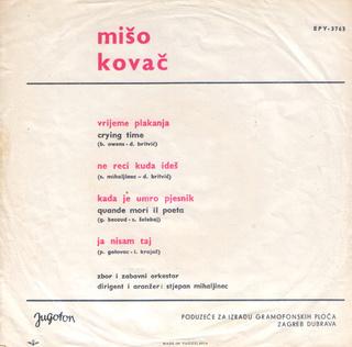 Miso Kovac - Diskografija  R-127611
