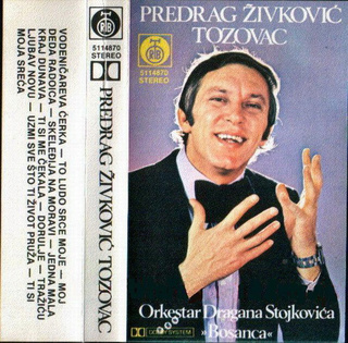 Predrag Zivkovic Tozovac - Diskografija R-130810