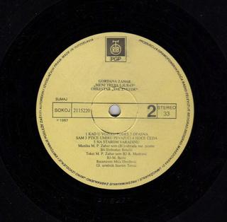 Gordana Lazarevic - Diskografija R-135411