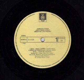 Gordana Lazarevic - Diskografija R-135413