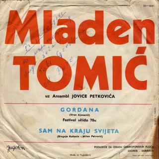 Mladen Tomic - Diskografija  R-135713