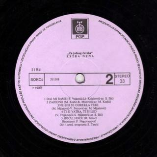 Extra Nena ( Snezana Beric ) - Diskografija  R-136216