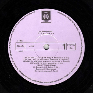 Extra Nena ( Snezana Beric ) - Diskografija  R-136217