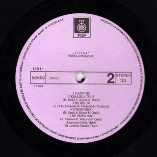 Vesna Zmijanac - Diskografija R-137811