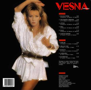 Vesna Zmijanac - Diskografija R-137812