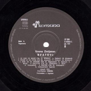 Vesna Zmijanac - Diskografija R-137815