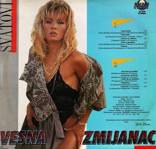 Vesna Zmijanac - Diskografija R-137816