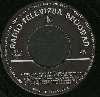 Predrag Gojkovic Cune - Diskografija  R-140813