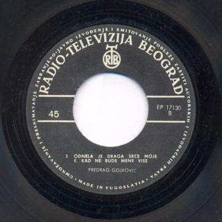 Predrag Gojkovic Cune - Diskografija  R-140814