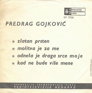 Predrag Gojkovic Cune - Diskografija  R-140816