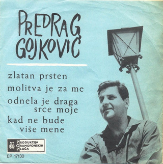 Predrag Gojkovic Cune - Diskografija  R-140817