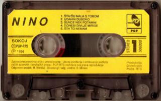 Nikola (Amir) Resic Nino - Diskografija  R-142019
