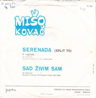 Miso Kovac - Diskografija  R-146410